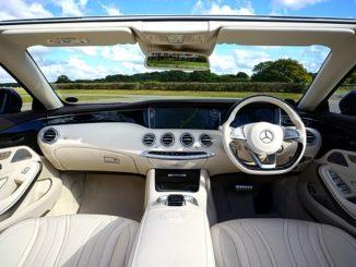 auto-innenraum reinigen